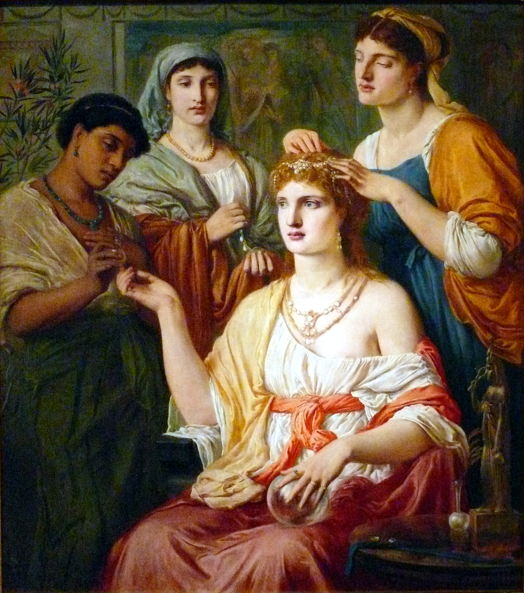 Women in Ancient Rome: Beauty - History Travels with Nancy Ancient roman fashion and beauty