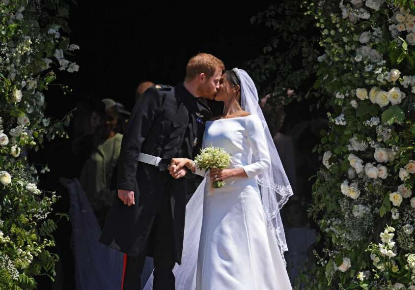 harry e meghan royal wedding