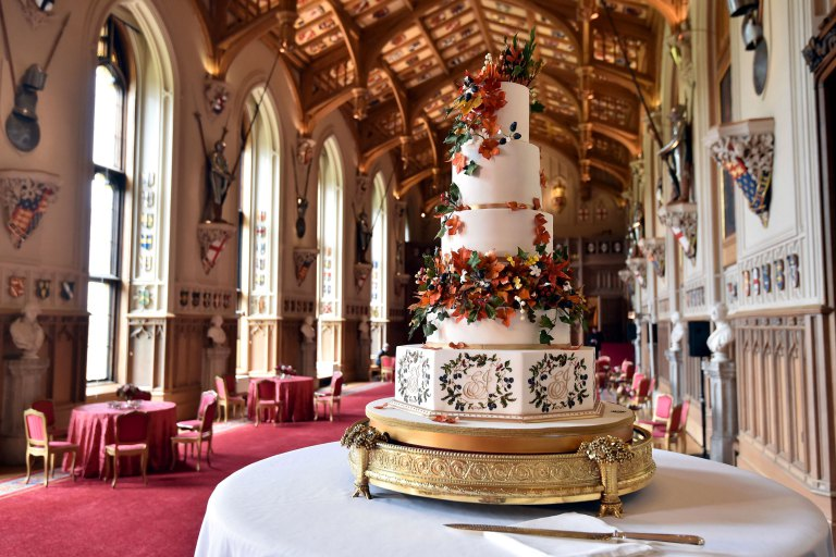 wedding cake di eugenia di york